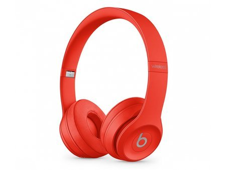 BEATS Solo3 Wireless Citrus Red