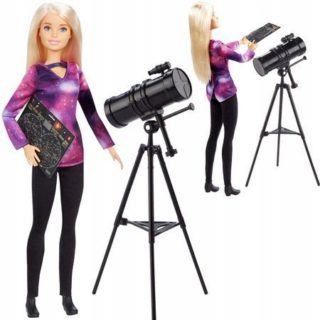 Barbie National Geographic - Astrophisic