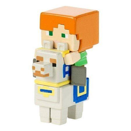 Minecraft Alex On Llama Mini Deluxe Figure