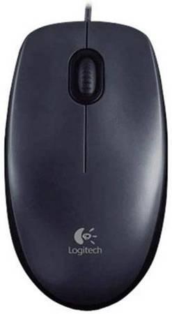Mouse Logitech M100 grey