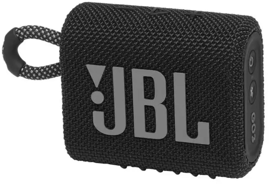 JBL Go3 Black