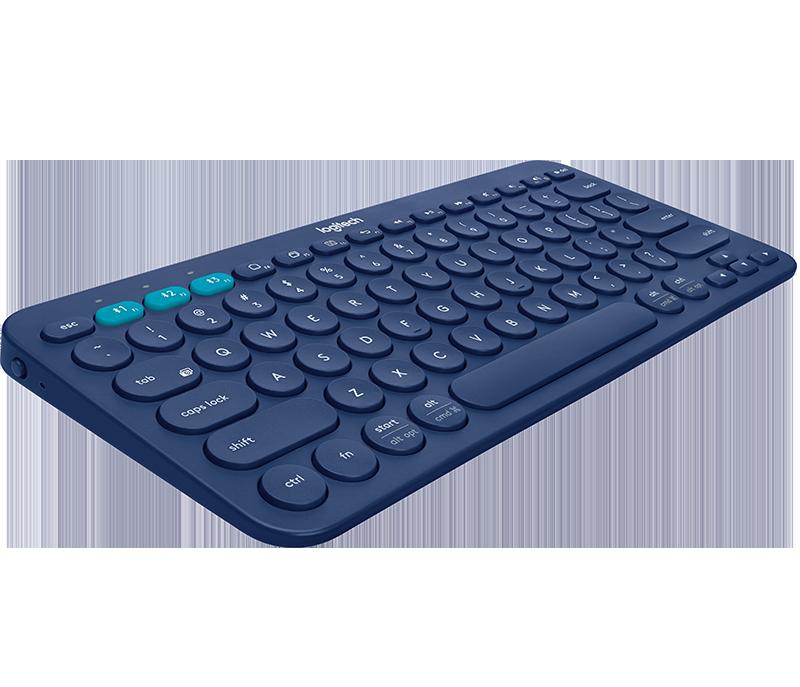 Logitech K380 blue