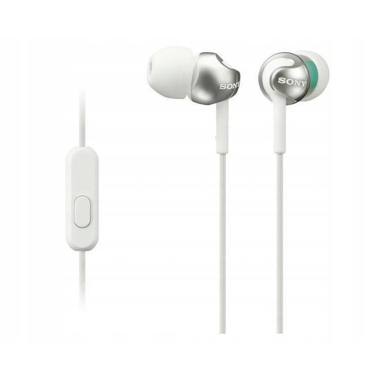 Sony MDR-EX110APW White