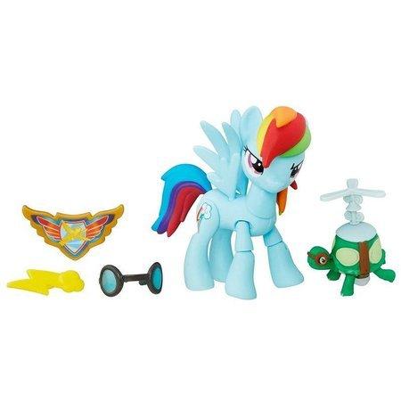 My Little Pony figurka Rainbow Dash B7295