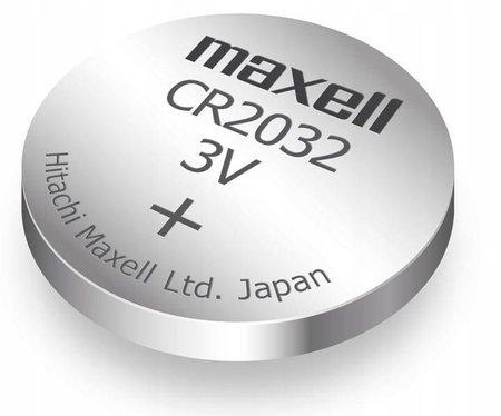 Bateria pastylkowa Maxell Lithium CR2032 3V