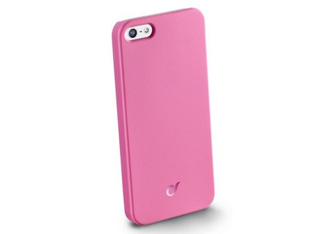 Etui Fit do iPhone 5/5s/SE różowy