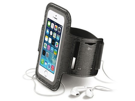 Opaska Armband do iPhone 5/5s/4s/iPod Touch czarna