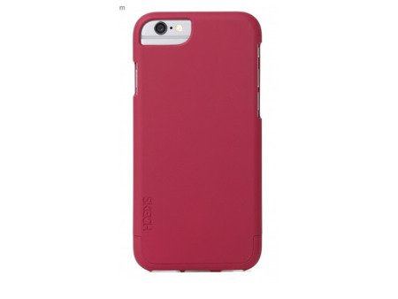 Skech Hard Rubber - etui ochronne do iPhone 6 (różowe)