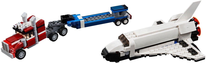 Klocki Lego Creator Transporter Promu 3w1 31091 Zabawki