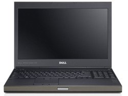 Dell Precision M4700-172568V srebrny - i7 2.9GHz / 8GB RAM / 256GB SSD