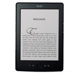 Amazon Kindle WIFI bez reklam czarny