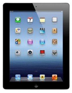 Apple iPad 4 32GB WiFi czarny