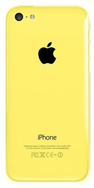 Apple iPhone 5C 16GB żółty