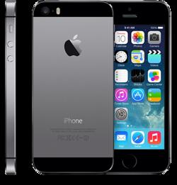 Apple iPhone 5S 64GB czarny