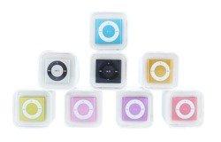 Apple iPod Shuffle 2GB MC585 różowy