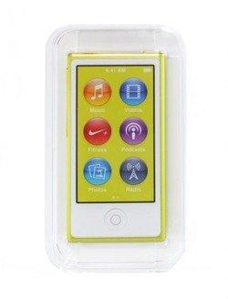 Apple iPod nano 16GB MD476 żółty