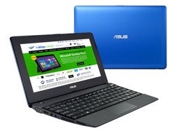 Asus Notebook X102BA niebieski - 1.0GHz / 2GB RAM / 320GB HDD