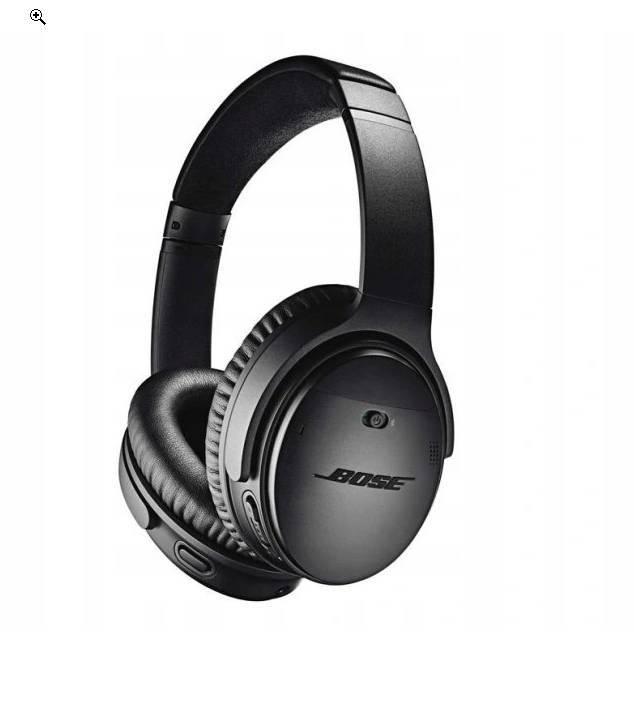 BOSE Headphones QC 35 II Czarne