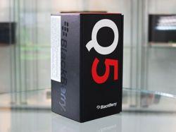 BlackBerry Q5 LTE czarny