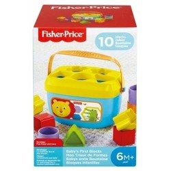 Fisher-Price - Pierwsze klocki malucha FFC84