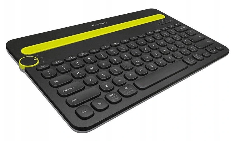Klawiatura Bluetooth Logitech K480 czarna