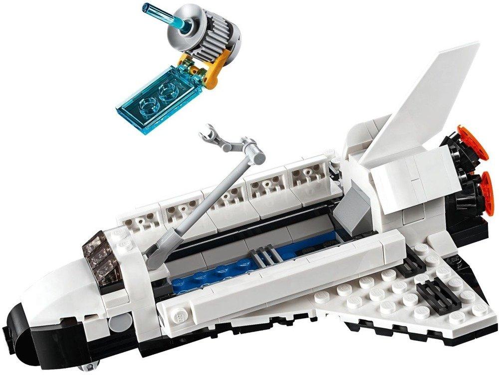 Klocki LEGO CREATOR - Transporter promu 3w1 - 31091