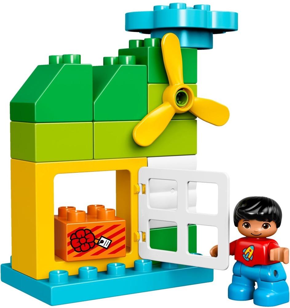 Klocki LEGO DUPLO 10854 ZESTAW KREATYWNY