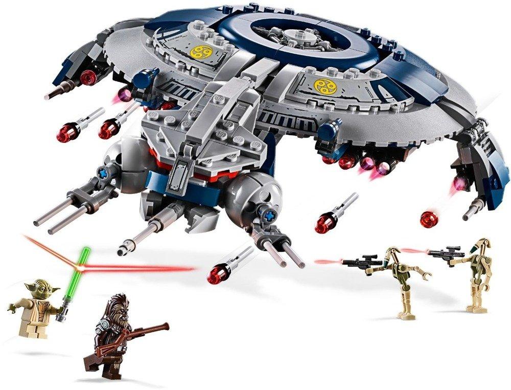 Klocki LEGO STAR WARS - Okręt bojowy droidów - 75233