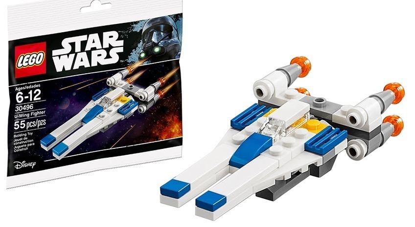 Klocki LEGO STAR WARS - U-Wing Fighter - 30496