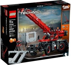 Klocki LEGO TECHNICS Dźwig - 42082
