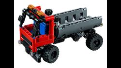 Klocki LEGO Technic - Hakowiec - 42084