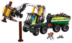 Klocki LEGO Technic Maszyna leśna - 42080