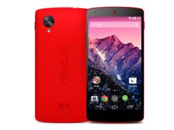 LG Nexus 5 32GB czerwony