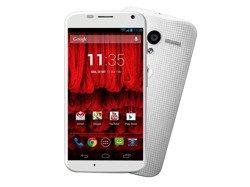 Motorola Moto X Biała