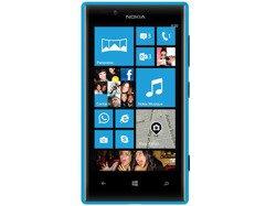 Nokia Lumia 720 niebieska