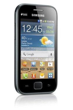 Samsung Galaxy ACE DUOS GT S6802 czarny