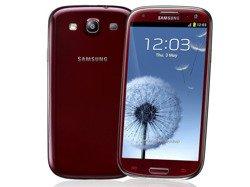 Samsung Galaxy S3 GT i9300 czerwony