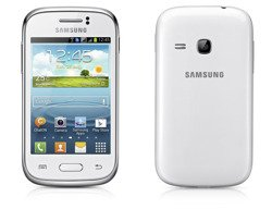 Samsung Galaxy Young GT S6310 biały