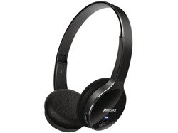 Słuchawki Philips SHB4000 bezprzewodowe czarne