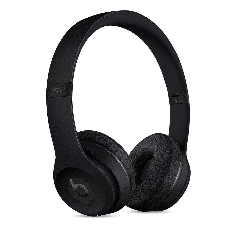 Słuchawki nauszne BEATS BY Dr. DRE Solo3 Wireless - Matte Black - Czarny Matowy