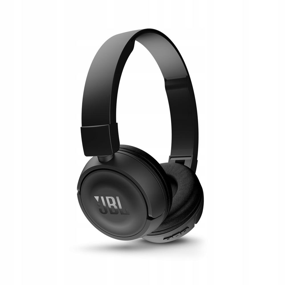 Słuchawki nauszne JBL T460BT Czarny