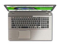 Toshiba Satellite P75-A7200 srebrna - i7 2.4GHz / 8GB RAM / 750GB SSD