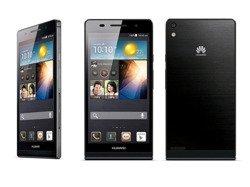 Wyprzedaż! Huawei Ascend P6 czarny