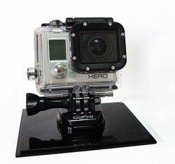 Wyprzedaż! Kamera GoPro Hero 3 Silver Edition poserwisowa