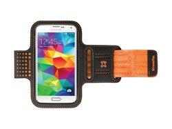 XtremeMac SportWrap - etui do biegania dla iPhone 6 i Samsung S5 pomarańczowe